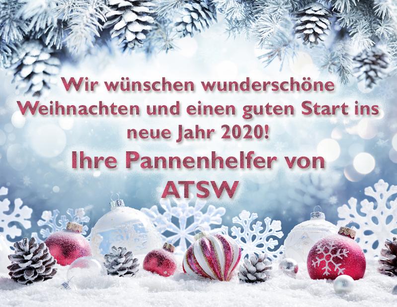 Weihnachten Slider ATSW