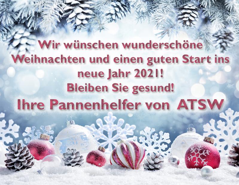 Weihnachten Slider ATSW 2021